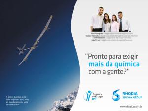 No Brasil, a Rhodia foi uma das primeiras a ter um Programa de Estágio formalizado.